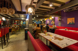 Charley Brown's Mexican - At Sukhumvit