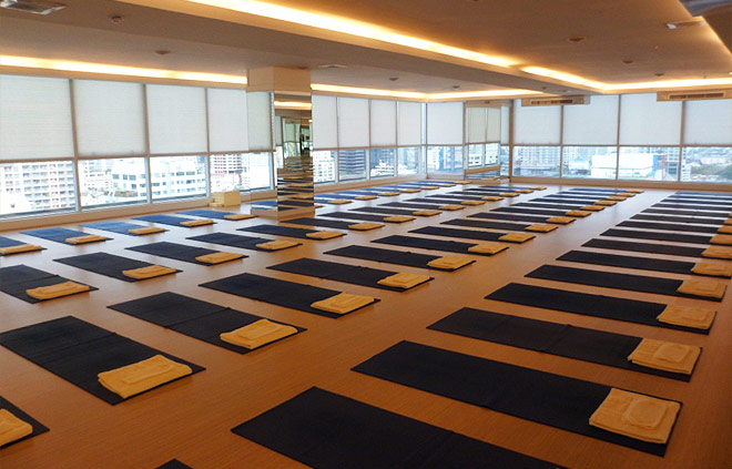 Absolute Yoga - At Sukhumvit