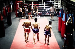 Elite Fight Club - At Sukhumvit
