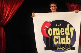 The Comedy Club Bangkok - At Sukhumvit