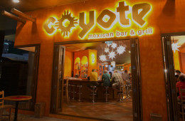 COYOTE Mexican Bar & Grill - At Sukhumvit