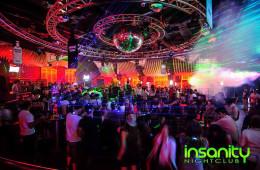 Insanity Nightclub Bangkok - At Sukhumvit