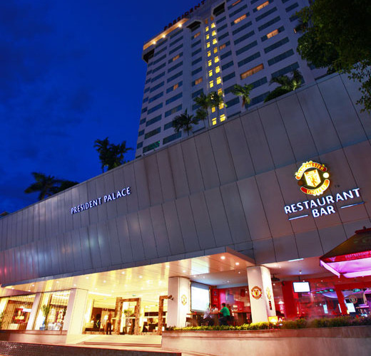 President Palace Hotel - At Sukhumvit