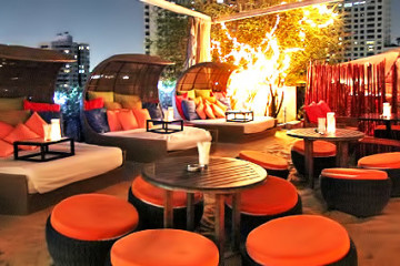 Nest Rooftop Lounge - At Sukhumvit
