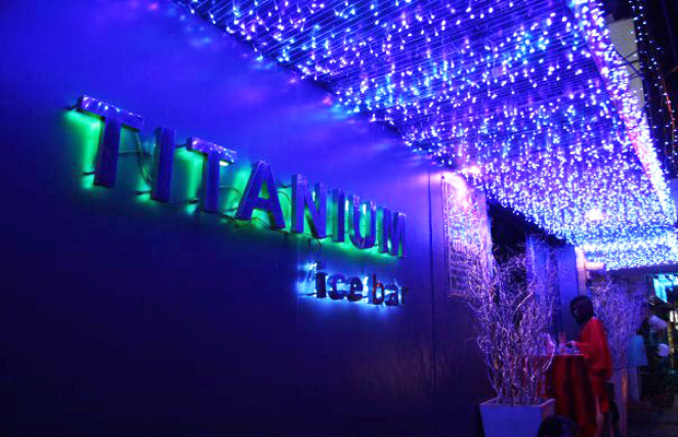 Titanium Club & Ice Bar - At Sukhumvit